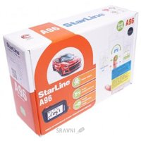 Фото StarLine A96 2CAN+2LIN