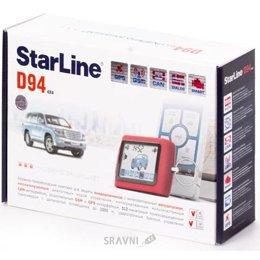 Автосигнализацию StarLine D94 GSM