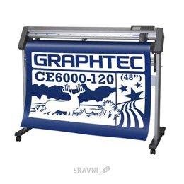Резак, режущий плоттер Graphtec CE6000-120 AMO