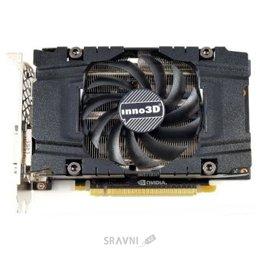 Видеокарту Inno3D GeForce GTX 1050 ITX 2Gb (N1050-1SDV-E5CM)