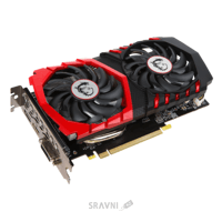 Фото MSI GeForce GTX 1050 TI GAMING X 4G