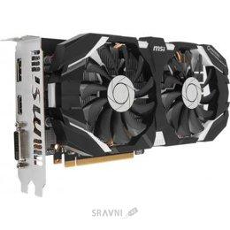 Видеокарту MSI GeForce GTX 1060 6GT OCV1