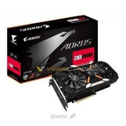 Видеокарту Gigabyte Radeon RX 580 8Gb AORUS (GV-RX580AORUS-8GD)