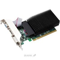 Видеокарту Видеокарта Inno3D GeForce 210 1GB (N21A-5SDV-D3BX)