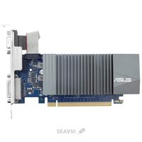 Фото ASUS GeForce GT710 2GB GDDR5 (GT710-SL-2GD5-BRK)