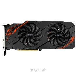 Видеокарту Gigabyte GeForce GTX 1070 Ti WINDFORCE 8GB (GV-N107TWF2-8GD)