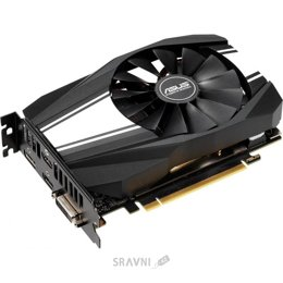 Видеокарту ASUS GeForce RTX 2060 Phoenix 6GB (PH-RTX2060-6G)