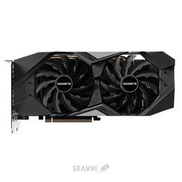 Видеокарту Gigabyte GeForce RTX 2060 WINDFORCE 6G (GV-N2060WF2-6GD)