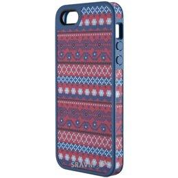 Чехол для мобильного телефона Speck FabShell DigiTribe for iPhone 5/5S Pink/Blue (SPK-A1591)