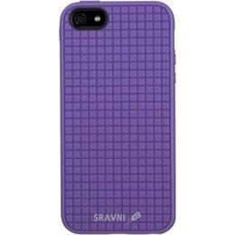 Чехол для мобильного телефона Speck PixelSkin HD for iPhone 5/5S Grape Purple (SPK-A1584)