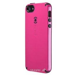 Чехол для мобильного телефона Speck CandyShell for iPhone 5/5S Raspberry Pink/Black (SPK-A0480)