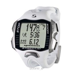 Умные часы, браслет спортивный Sigma RC Move White