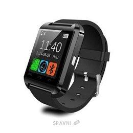 Умные часы, браслет спортивный UWatch Smart U8 (Blue)