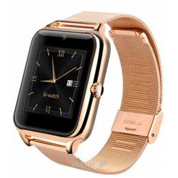 Умные часы, браслет спортивный UWatch Smart Z50 (Gold)