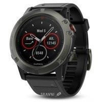 Смарт-часы, фитнес-браслет Смарт-часы Garmin Fenix 5X
