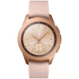 Умные часы, браслет спортивный Samsung Galaxy Watch 42mm (Gold)