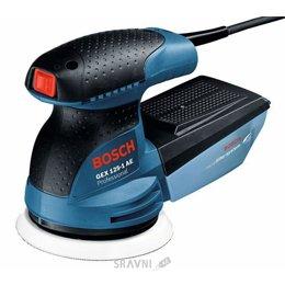 Машину шлифовальную Bosch GEX 125-1 AE