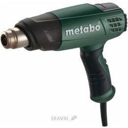 Термовоздуходувку. Фен строительный Metabo HE 23-650