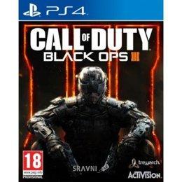 Игру для приставок Call of Duty Black Ops III (PS4)