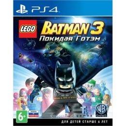 Игру для приставок Lego Batman 3 Beyond Gotham (PS4)
