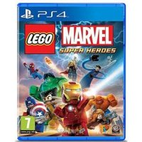 Фото LEGO Marvel Super Heroes (PS4)