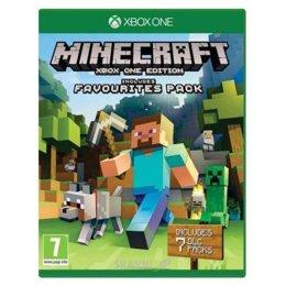 Игру для приставок Minecraft (Xbox One)