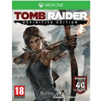 Игру для приставок Tomb Raider Definitive Edition (Xbox One)
