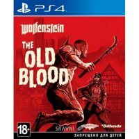 Фото Wolfenstein The Old Blood (PS4)