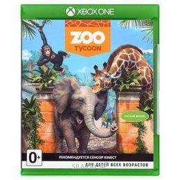 Игру для приставок Zoo Tycoon (Xbox One)