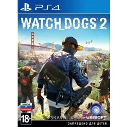 Игру для приставок Watch Dogs 2 (PS4)