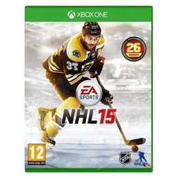 Игру для приставок NHL 15 (Xbox One)