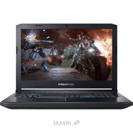 Ноутбук Acer Predator Helios 500 PH517-51-58LV (NH.Q3NER.001)
