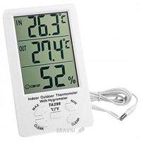 Метеостанцию, термометр, барометр Kromatech TA298