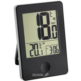Метеостанцию, термометр, барометр TFA 30305101