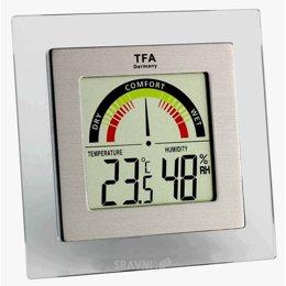 Метеостанцию, термометр, барометр TFA 305023