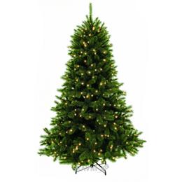 Искусственную новогоднюю елку, сосну Triumph Tree Ель Лесная Красавица Гирлянда 2,15 м