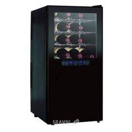 Винный и витринный холодильник GASTRORAG JC-68DFW