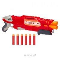 Игрушечное оружие Hasbro Nerf Mega DoubleBreach (B9789)
