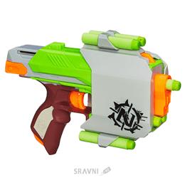 Игрушечное оружие Hasbro Бластер Зомби Страйк Сайд Страйк (A6557)