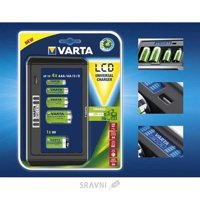 Фото Varta LCD Universal Charger (57678)