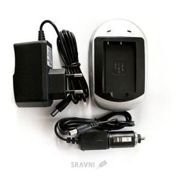 Зарядное устройство для фото и видеотехники PowerPlant Зарядное устройство для Nikon EN-EL14 (DV00DV2290)